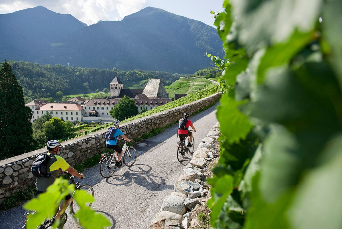 Episcopal city of Brixen - Monastery Neustift