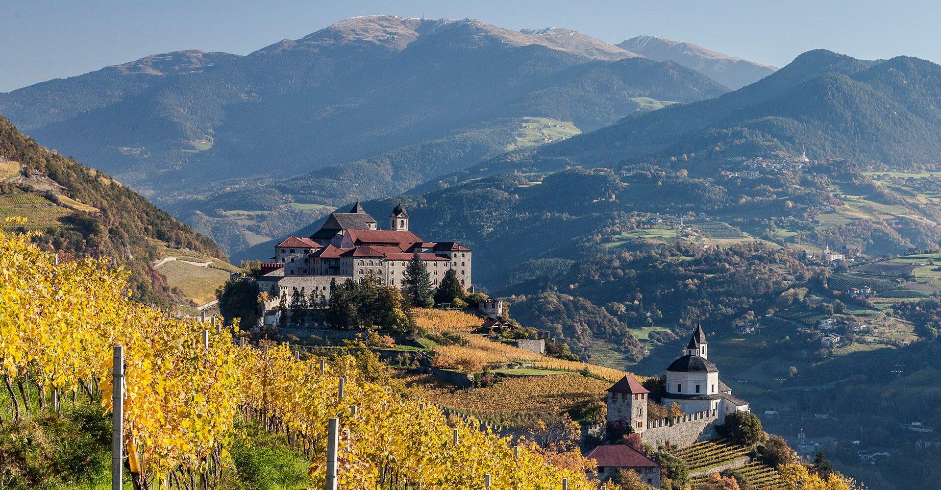 Gasthof Anich - Herbsturlaub in den Dolomiten in Südtirol