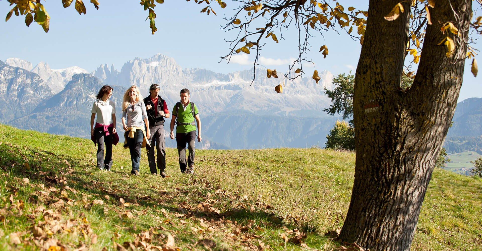 Gasthof Anich - Herbsturlaub im Eisacktal am Gitschberg/Jochtal