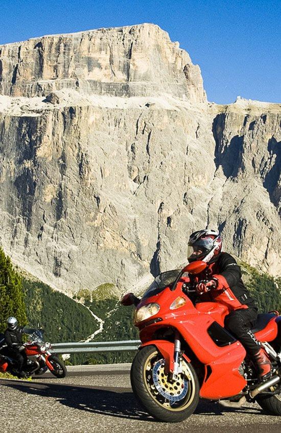 Motorrad Hotel Südtirol
