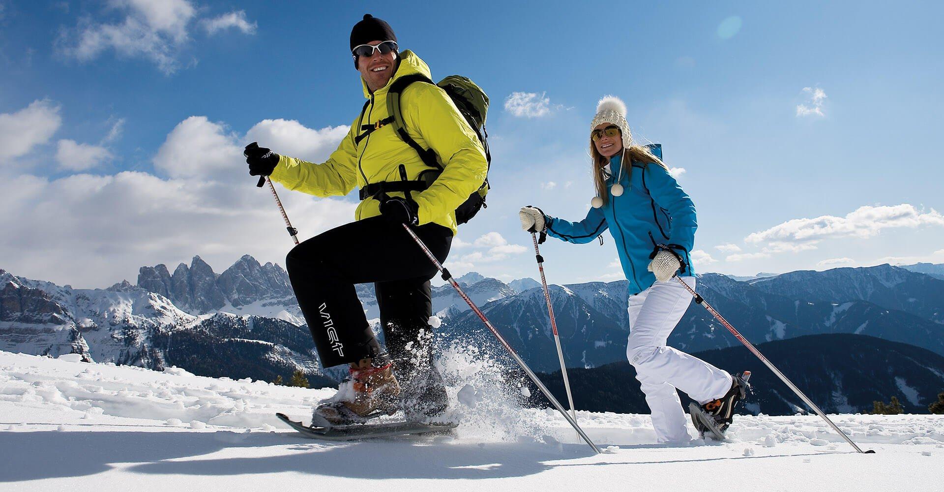 Skiurlaub auf der Plose in Brixen