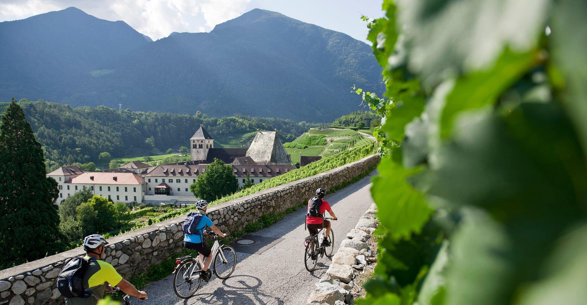Aktiv in den Dolomiten in Südtirol/Brixen