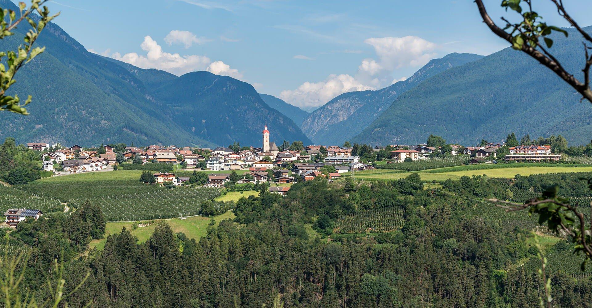 Wanderurlaub in den Dolomiten im Eisacktal
